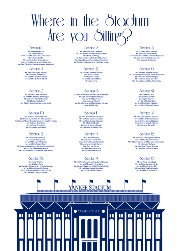 Yankees Seating Chart Pdf Brokeasshome Com