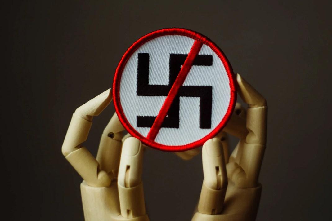Anti-Nazi Patch   Sew on ...