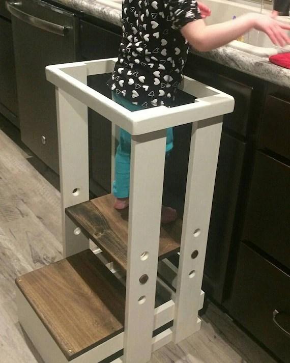 Safe Toddler Stool Child Safety Kitchen Stool Mommys