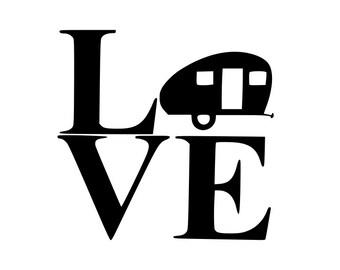 Download Loves camping svg | Etsy