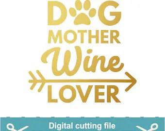 Download Wine lover svg | Etsy