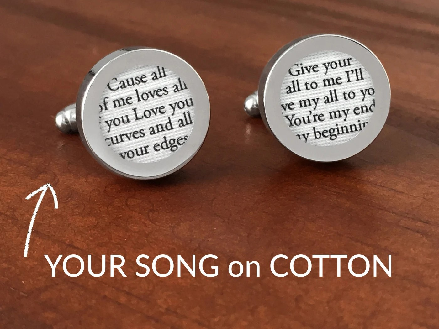 Cotton Anniversary Gift For Him / 2nd Anniversary Gifts For