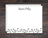 Personalized Music Note C...