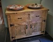 sideboard, large wooden c...