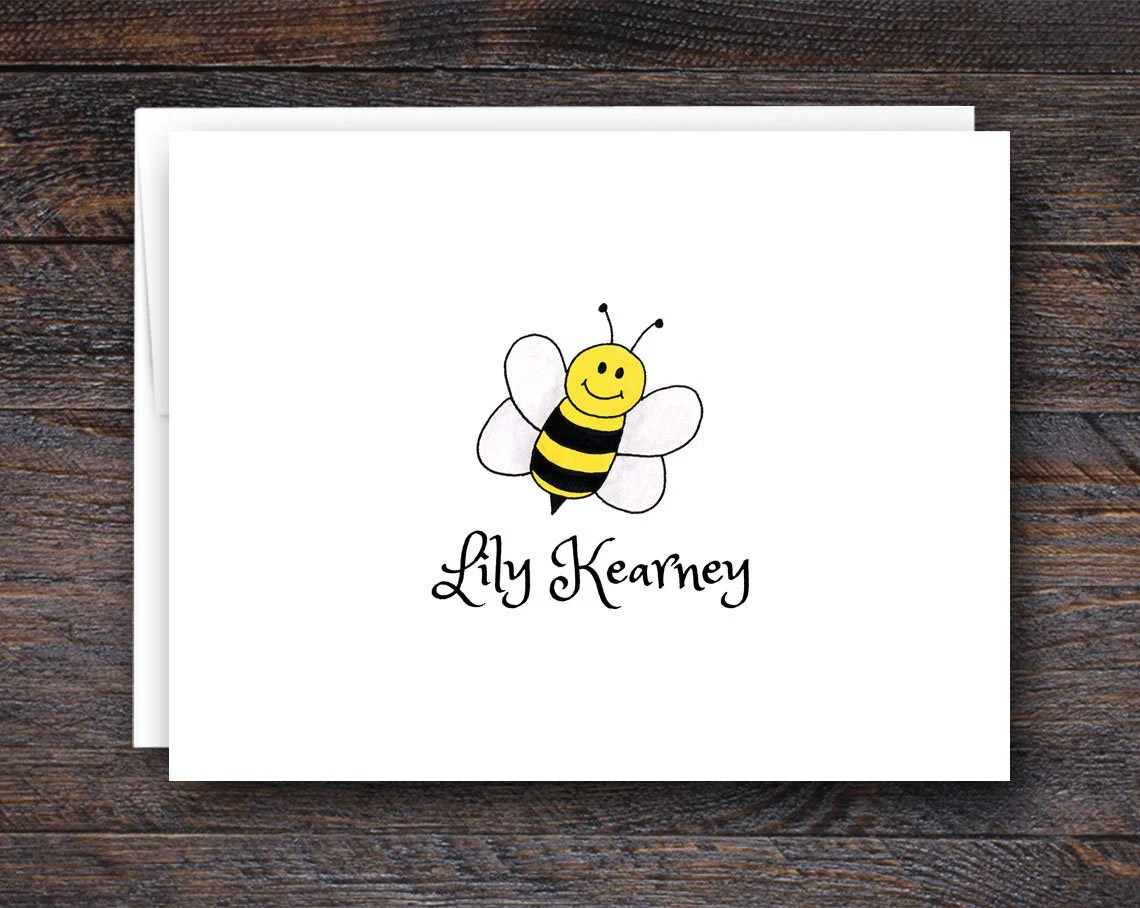 Bumblebee Stationery - Pe...