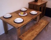 dining table & bench seat...