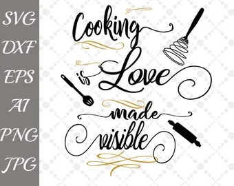Download My Cooking Is So Fabulous Svg: KITCHEN SVG Cooking