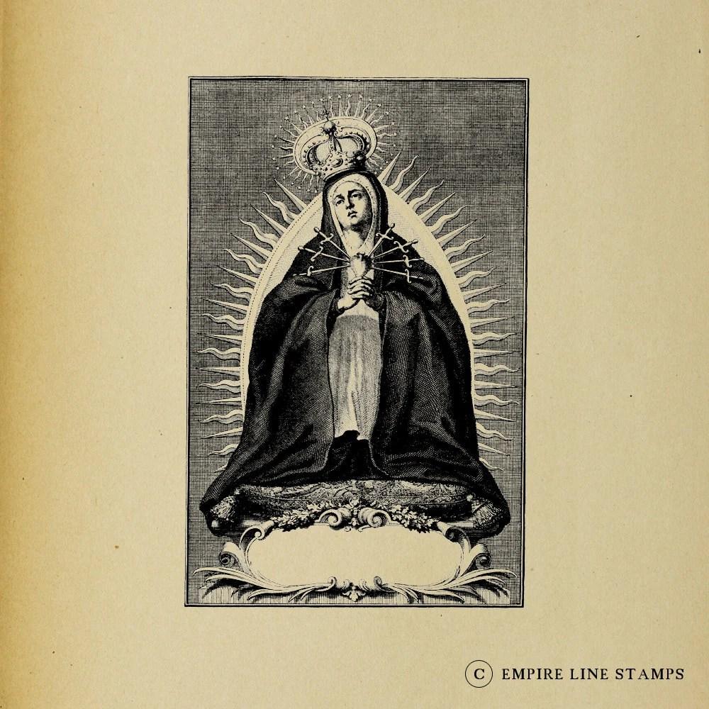 Mater Dolorosa Mary of th...
