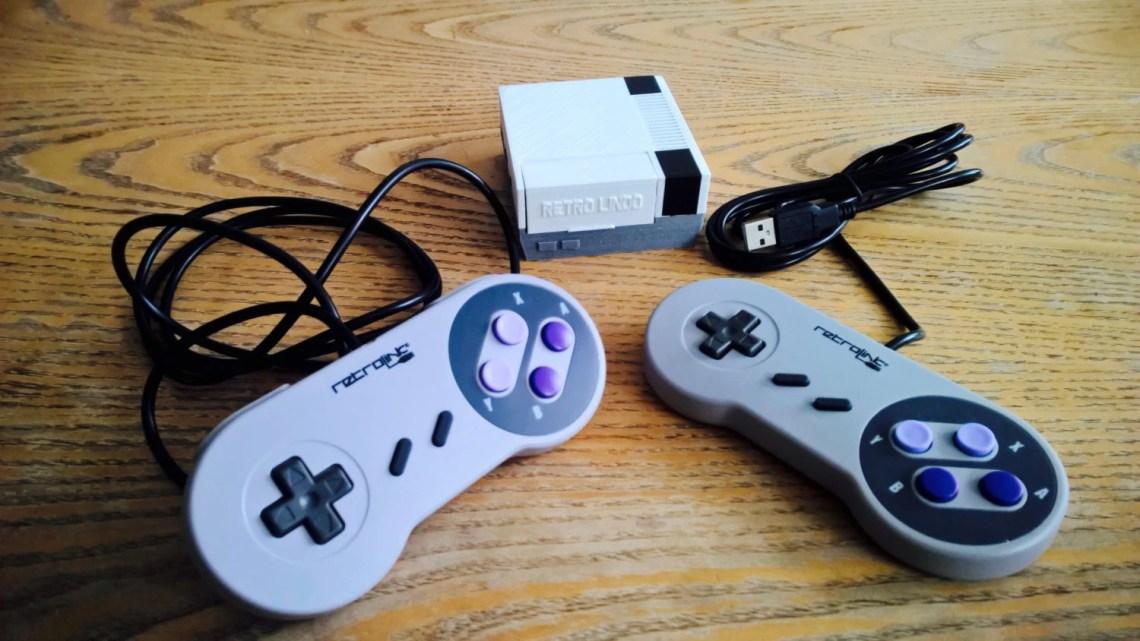Retro Lindo NES All-in-On...
