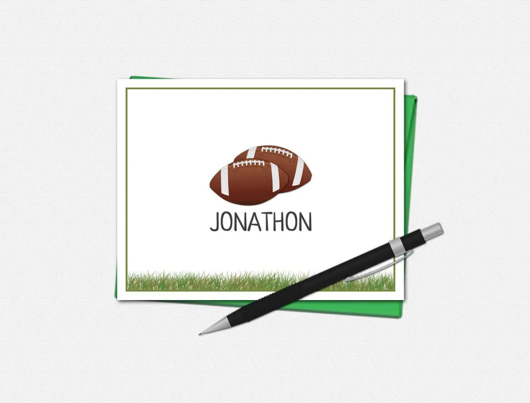 Custom Note Cards - Perso...