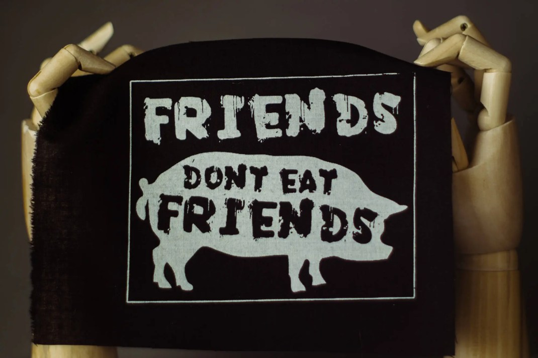 Friends not Food Patch   ...