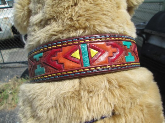 Dog Collar, Native Americ...