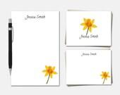 Daffodil Stationery Set -...