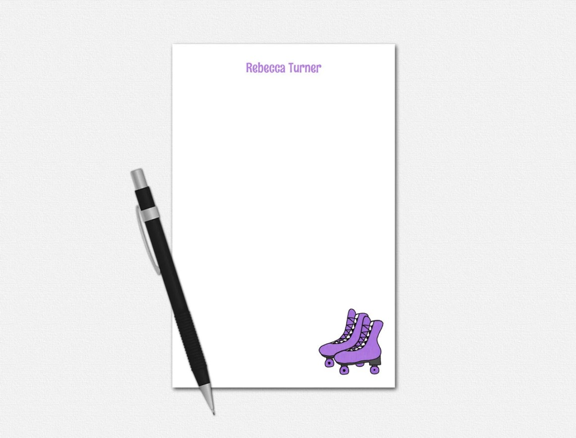 Personalized Notepads - R...