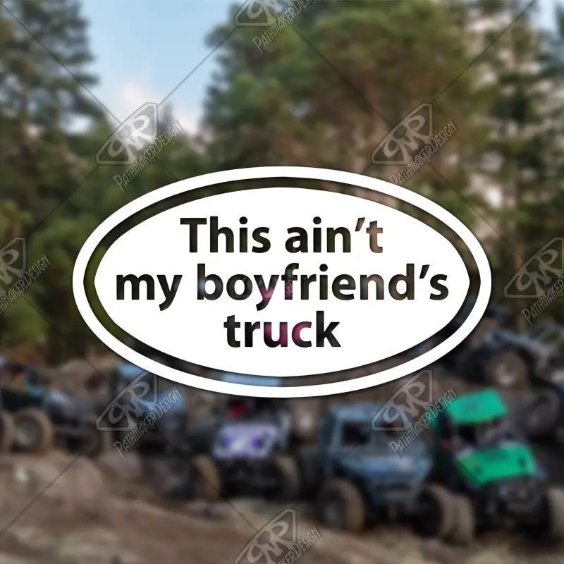 DECAL – [This ain't...