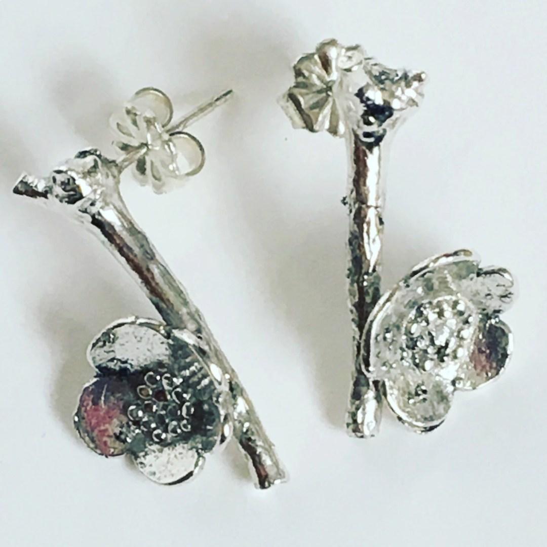 Sterling silver granulate...