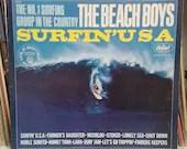 Beach Boys Surfin' U....