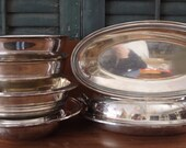 Collection of 4 Bowls, Br...