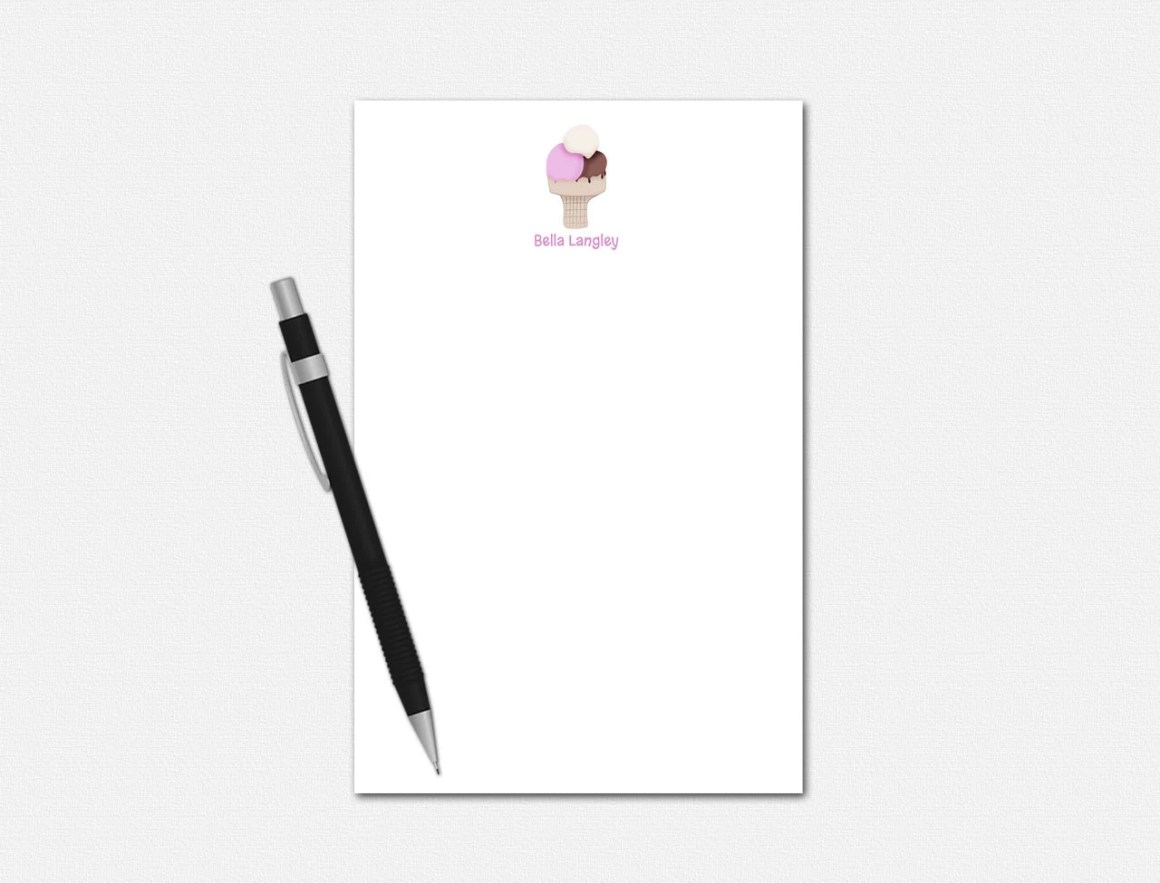 Personalized Notepad, Per...