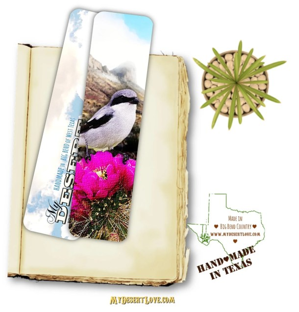Bird Photo Bookmark, Logg...