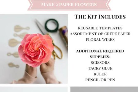 Instructions patterns for crepe paper flowers new top artists 2018 diy crepe paper flowers with tutorials guide patterns crepe paper flower step by step not martha martha stewart craft crepe paper flower kits martha stewart mightylinksfo