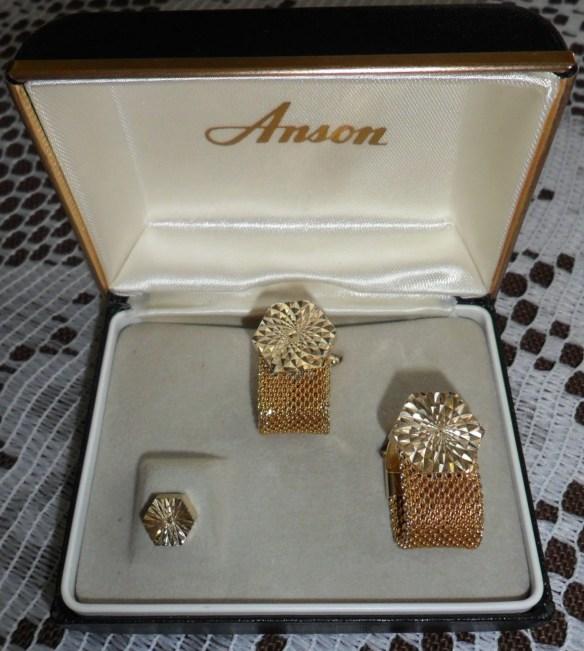 Vintage Signed Anson Mens...