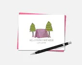Camp Note Cards for Kids ...