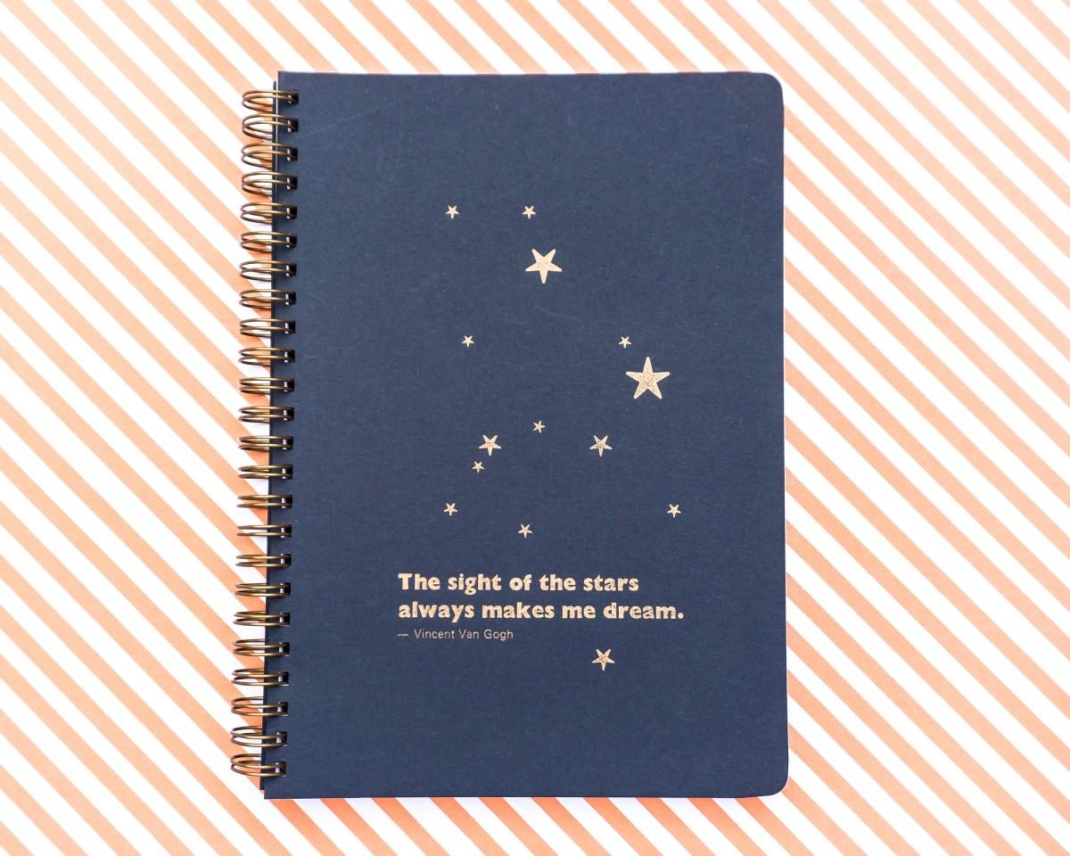 Stars Notebook