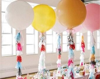 PINK BALLOON Giant Ballon Jumbo Balloon Baby Shower