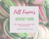 Advent Calendar yarn club...