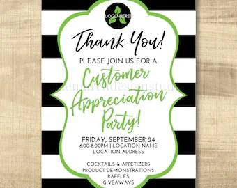 Customer Appreciation Invitation Ideas Invitationjpgcom