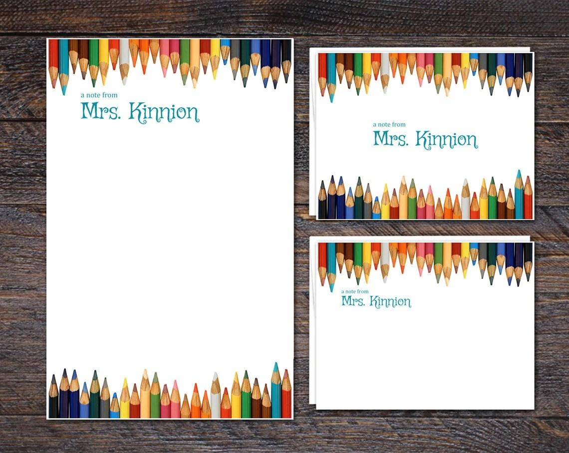 Colored Pencils Stationer...