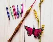 Interchangeable Crochet H...
