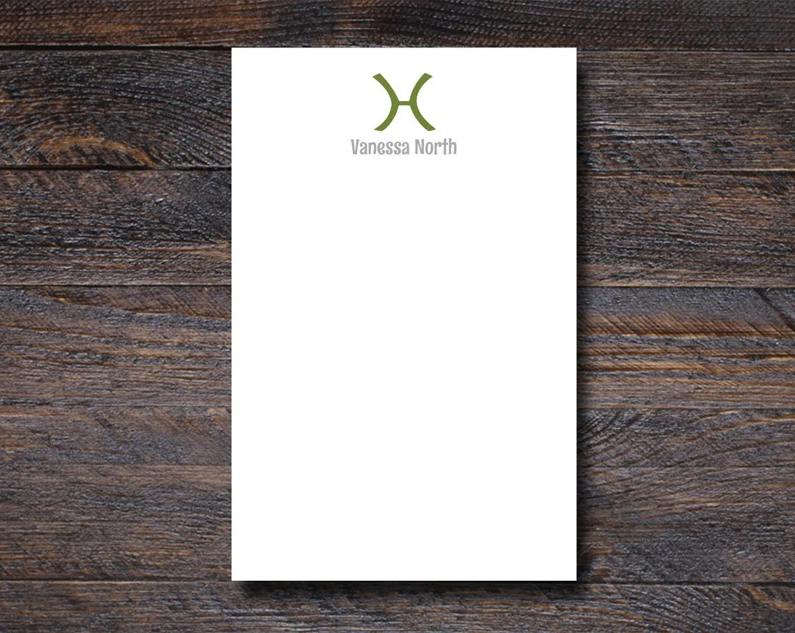Pisces Notepad - Personal...