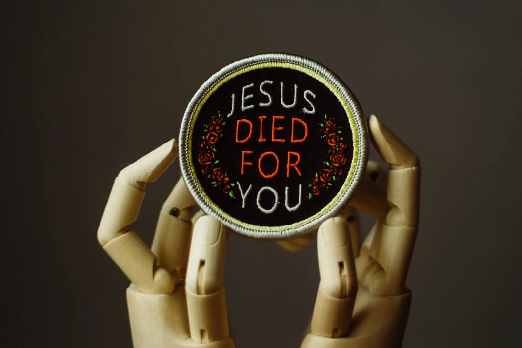 Redeemed Patch   Sew on  ...