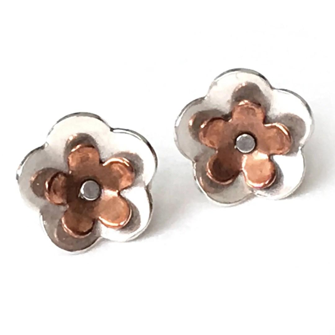 Small Silver and Copper F...