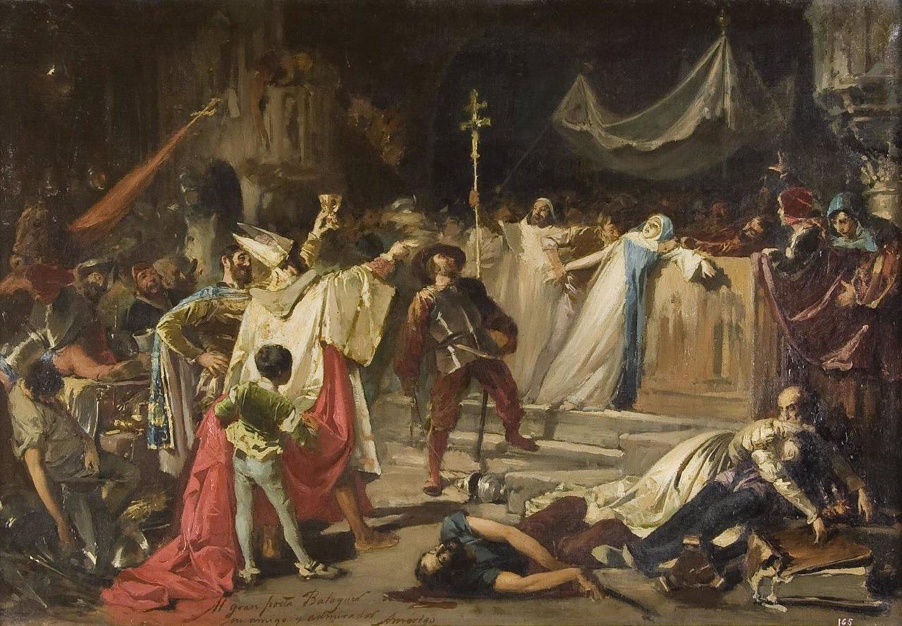 Resultado de imagen de saqueo de roma