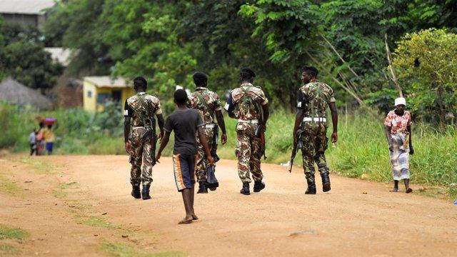Resultado de imagen para ATAQUES TERRORISTA EN MOZAMBIQUE