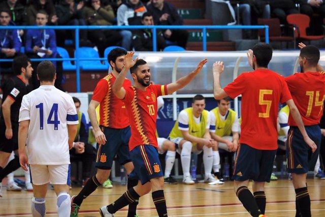El campeonato mundial de futsal de la fifa 2004 fue el quinto campeonato mundial de futsal de la fifa , el internacional cuatrienal de fútbol sala del. Lituania acogerá el Mundial de fútbol sala en 2020