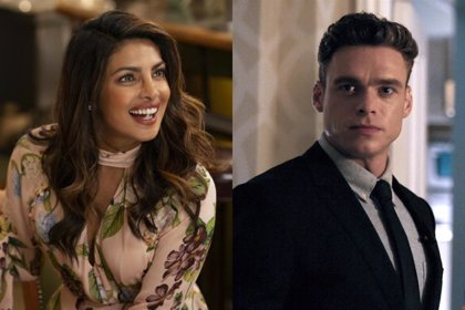 Priyanka Chopra and Richard Madden will star in the series of the brothers Russo on Amazon