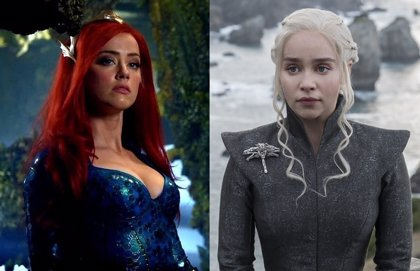 Fans of DC asking that Emilia Clarke replaces Amber Heard in Aquaman 2