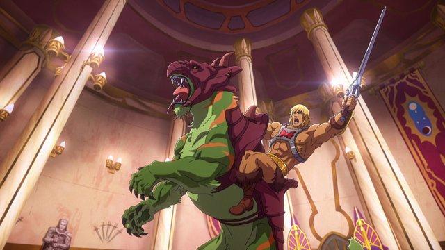 fotonoticia 20210513191313 21051212159 640 - ¡¡ Por el poder de Grayskull!! Primeras imágenes de Masters del Universo: Revelation