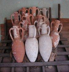 ánforas, arqueología