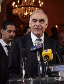 Mohamed Kamel Amr, Ministro De Asuntos Exteriores De Egipto