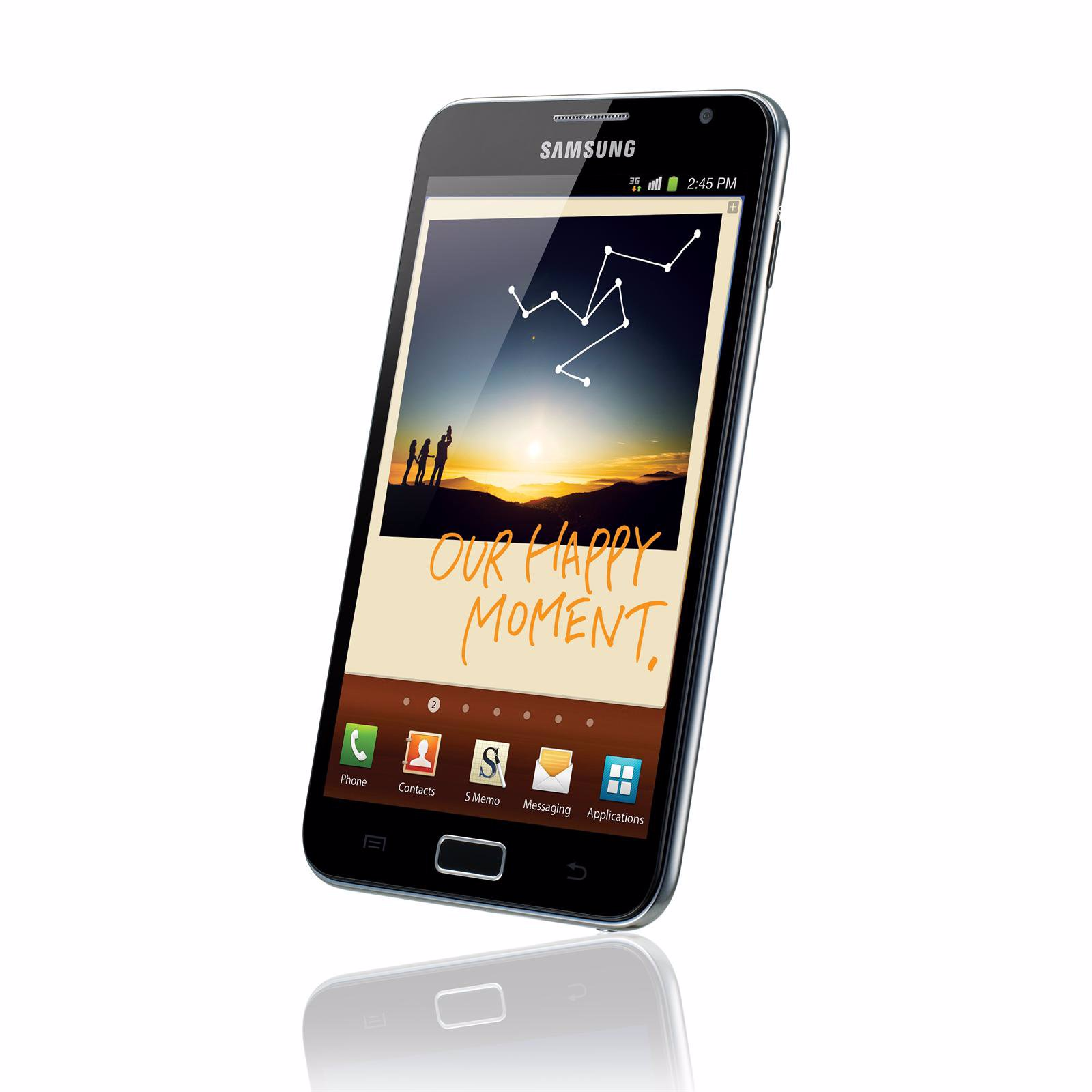 Foto: SAMSUNG GALAXY NOTE