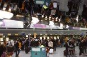 Huelga De Trabajadores Del Aeropuerto De Frankfurt