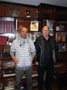 Manuel Tapial Y Dror Elimelech