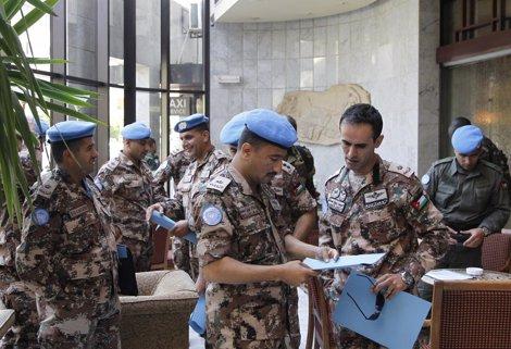 Siria Observadores ONU