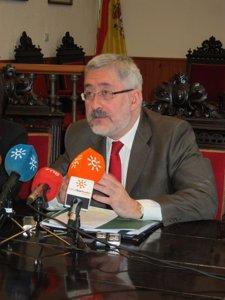 El consejero de Economía, Antonio Ávila.