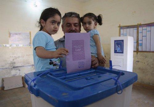 Elecciones en Irak abril 2013